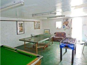 Melbecks - shared games room