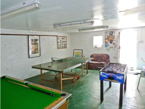 Melbecks Games Room