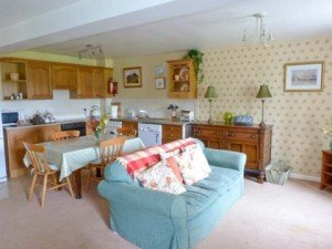 Skiddaw Kitchen and Dining Area
