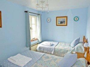 Skiddaw Twin Bedroom