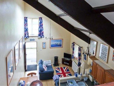Dodd Main Living Area