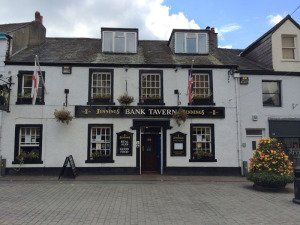 The Bank Tavern - one of the many dog friendly pubs in Keswick